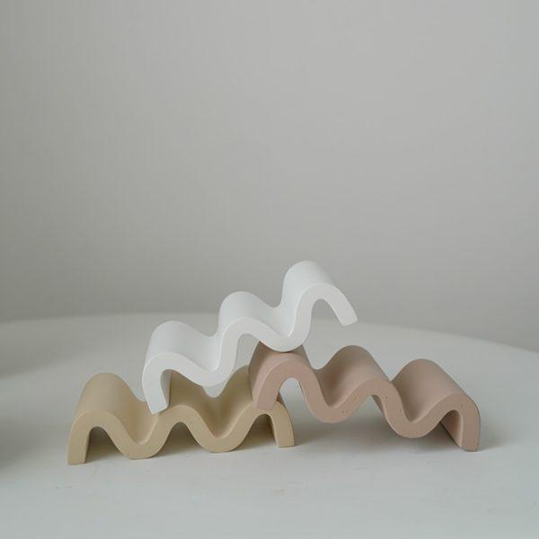 Nordic color cement soap dish | Soap dish, Morandi color, soap holder case, dish tray, jewelry organizer, home bathroom decor